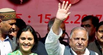 Mulayam held 300+ rallies in 2012, just 2 in 2017
