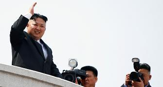 SEE: Kim Jong Un appears in public amid death rumours