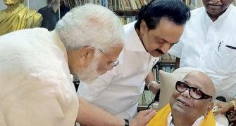 How Modi's DMK spin queers the pitch in TN