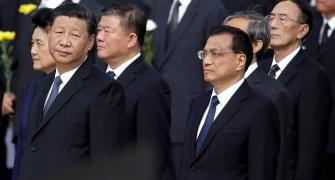 Xi wants to become the most powerful leader on earth