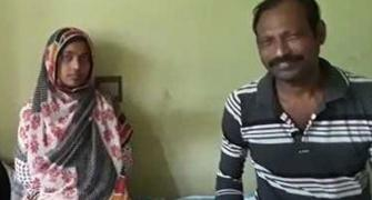 'Want to be with my husband': Woman at the heart of love jihad case