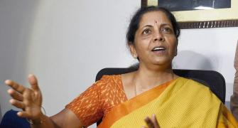 We haven't lost reforms momentum: Sitharaman