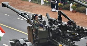Made in India artillery gun is ready to fire