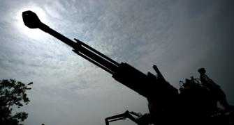 Army's new howitzer damaged while firing Indian ammunition