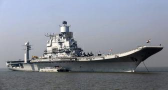 India needs a 2nd aircraft carrier quickly