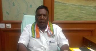 Puducherry: Trouble for Cong as 1 more MLA resigns
