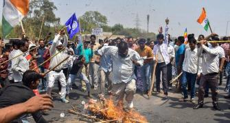 Why the Dalit upsurge threatens the BJP