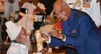 Complete list of Padma awardees, 2021
