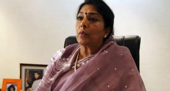 Parliament not immune to 'casting couch': Renuka