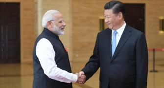 Will be happy to hold next 'heart-to-heart' summit in India: Modi to Xi