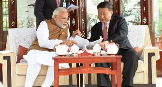 Anyone know what Modi and Xi discussed?