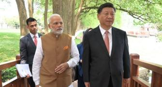 India is ready to play tough with China