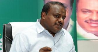 What's necessity for me to resign now?: Kumaraswamy
