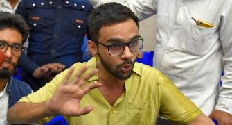 JNU student leader Umar Khalid shot at near Parliament, escapes unhurt