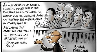 Uttam's Take: The Mahatma to the defence