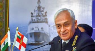 By 2050, India will have a world-class navy: Naval chief