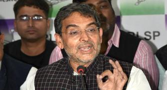 Kushwaha's RLSP receives another setback, aide quits