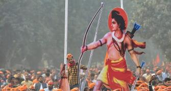 'Entire Ayodhya is bathed in Ram's bhakti'