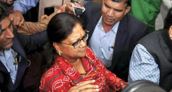 'Maharani' loses out to Rajasthan voters' 5-year itch