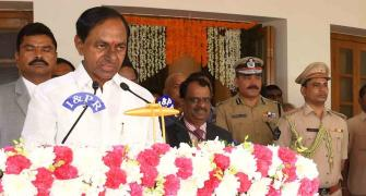 KCR, the king of the freebies!