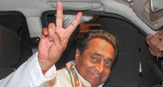 Kamal Nath should get same benefit of doubt as Modi in 2002: Tharoor