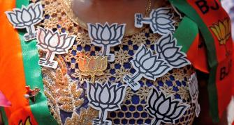 In 2017, BJP spent 74 per cent of its Rs 1,027.34 crore income