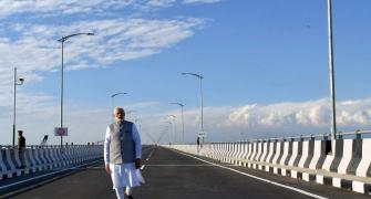 'Modi needs another 10 years'