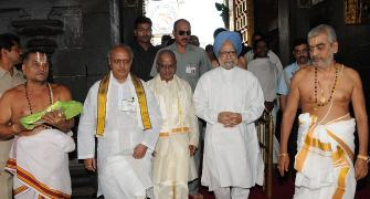 The Return of Manmohan Singh