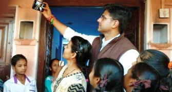 Sachin Pilot is now a fitting rival to Vasundhara Raje