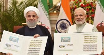 India and Iran want peaceful, stable Afghanistan: Modi
