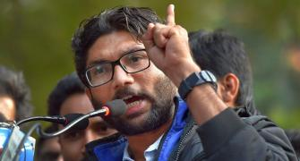 Jignesh Mevani: BJP is afraid of me