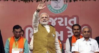 Modi may call early LS, state polls in 2018