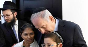 When Moshe and Netanyahu visited Moshe's old home