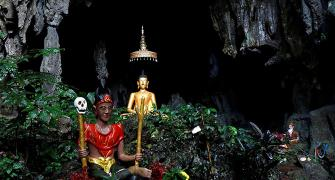 Mission impossible? The incredible rescue effort to save kids from Thai cave