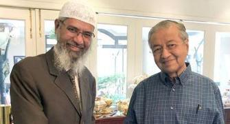 Zakir Naik won't get fair trial in India: Malaysian PM