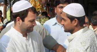 'It is too early to say if Muslims will vote for Congress'