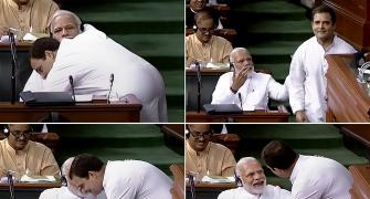 Why Rahul is no match for Modi... in Parliament