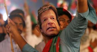 Pak polls: Imran Khan's PTI in the lead; PML-N rejects results