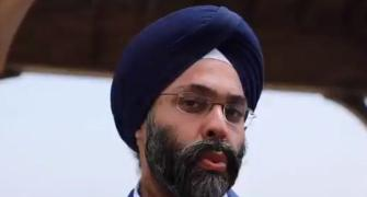 First Sikh-American Attorney racially targeted over his turban