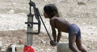 India suffering worst water crisis in history, says NITI report
