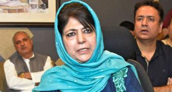 How long will you detain Mehbooba Mufti: SC asks J-K