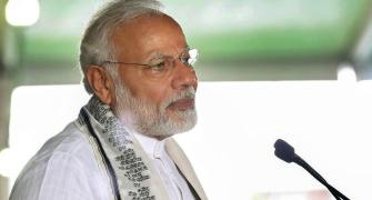 IOC chief thanks PM Modi for support to Tokyo Games