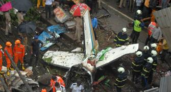 Am going to fly in 'sick aircraft', Mumbai plane crash victim told her father