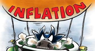 FinMin says inflation is 'downside risk' to growth
