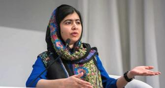 Six years after Taliban attack, Malala returns to Pak