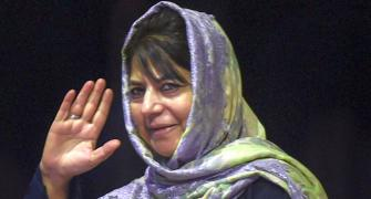 Letter in chapati: How Mufti's daughter sent her notes