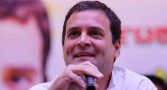 Modi sees a threat in me: Rahul