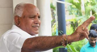 Congress accuses Yeddyurappa of trying to poach its MLA