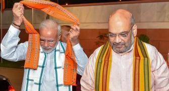 Will Shah step into Modi's shoes?