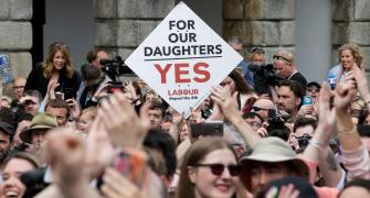 Varadkar declares victory as Ireland votes against abortion ban